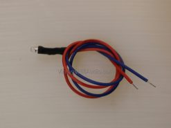 8V 3mm LED - Warm White