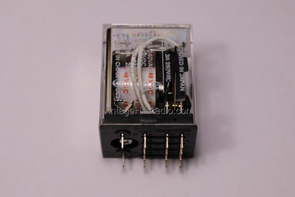 Omron MY4-02-DC48 relay