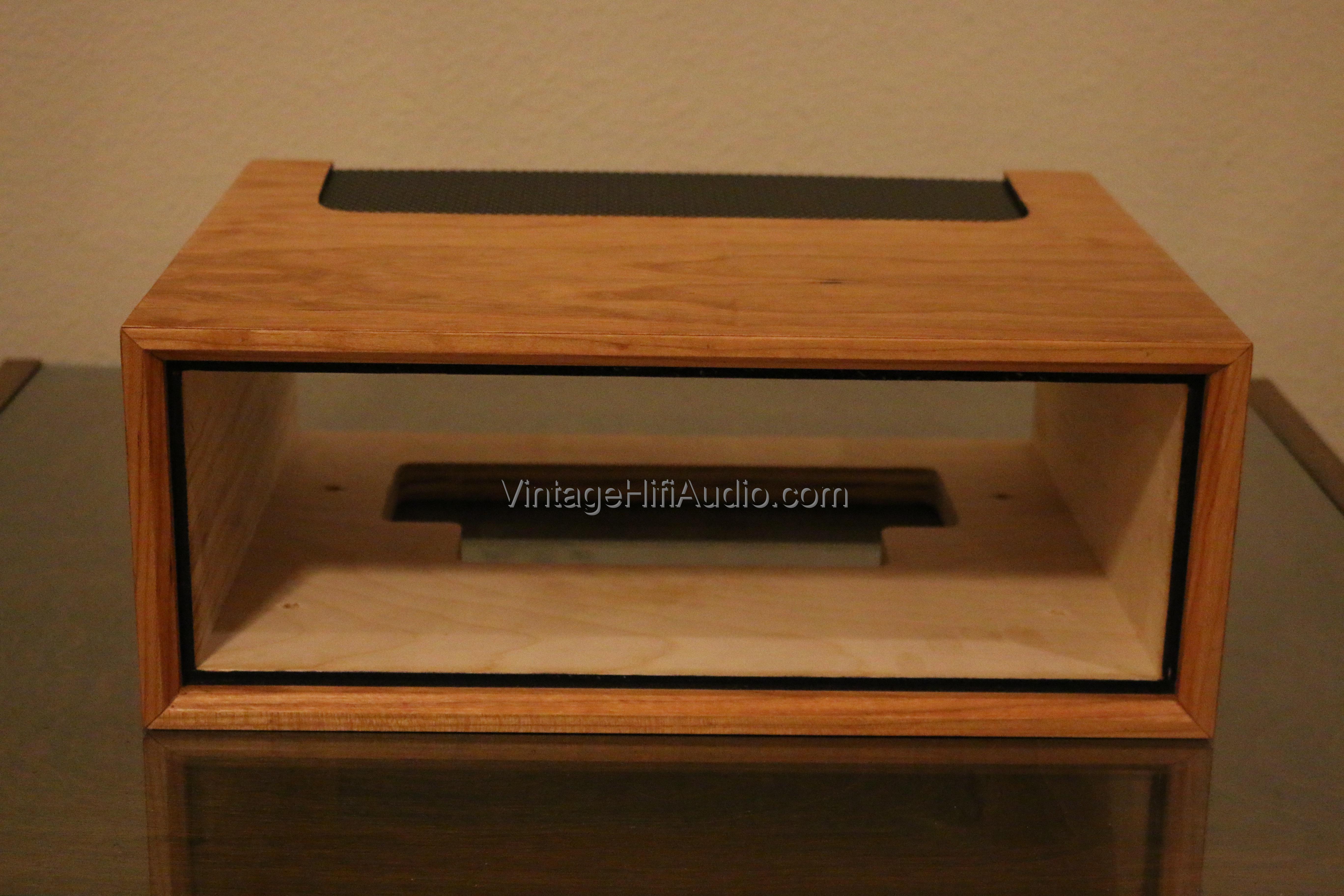 marantz wc 10 wood case vintage hifi audio. Black Bedroom Furniture Sets. Home Design Ideas