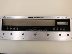 Marantz 2220B faceplate. Lot 2