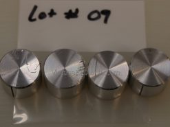 Marantz knobs. Lot 9