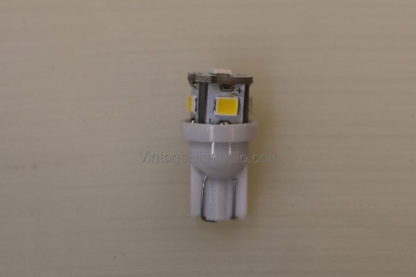 LED Wedge Lamp Warm White